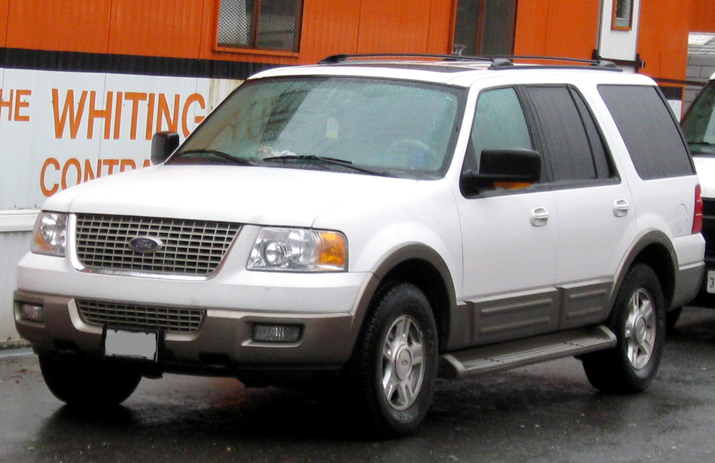 Ford Expedition 2003 foto - 3