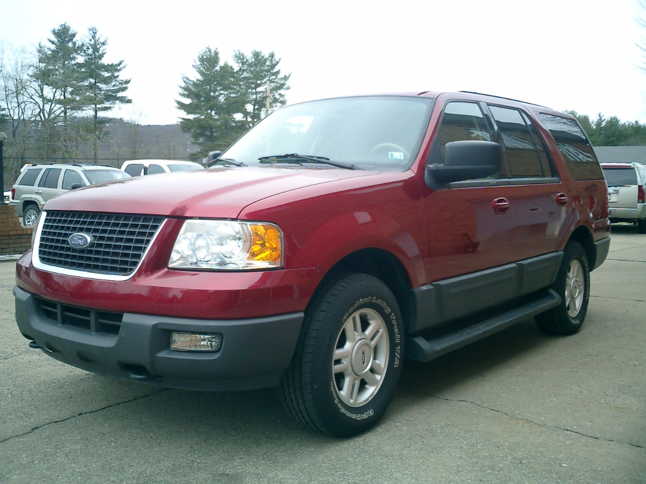 Ford Expedition 2004 foto - 1