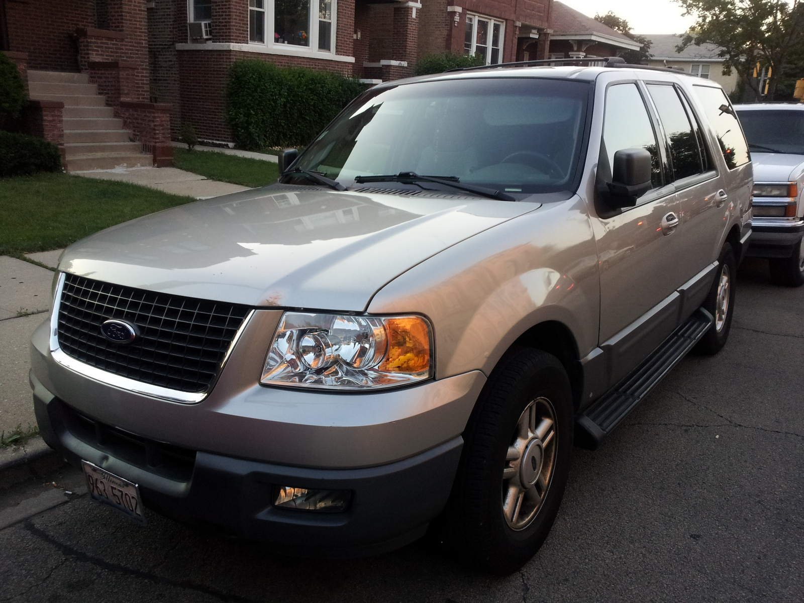 Ford Expedition 2004 foto - 3