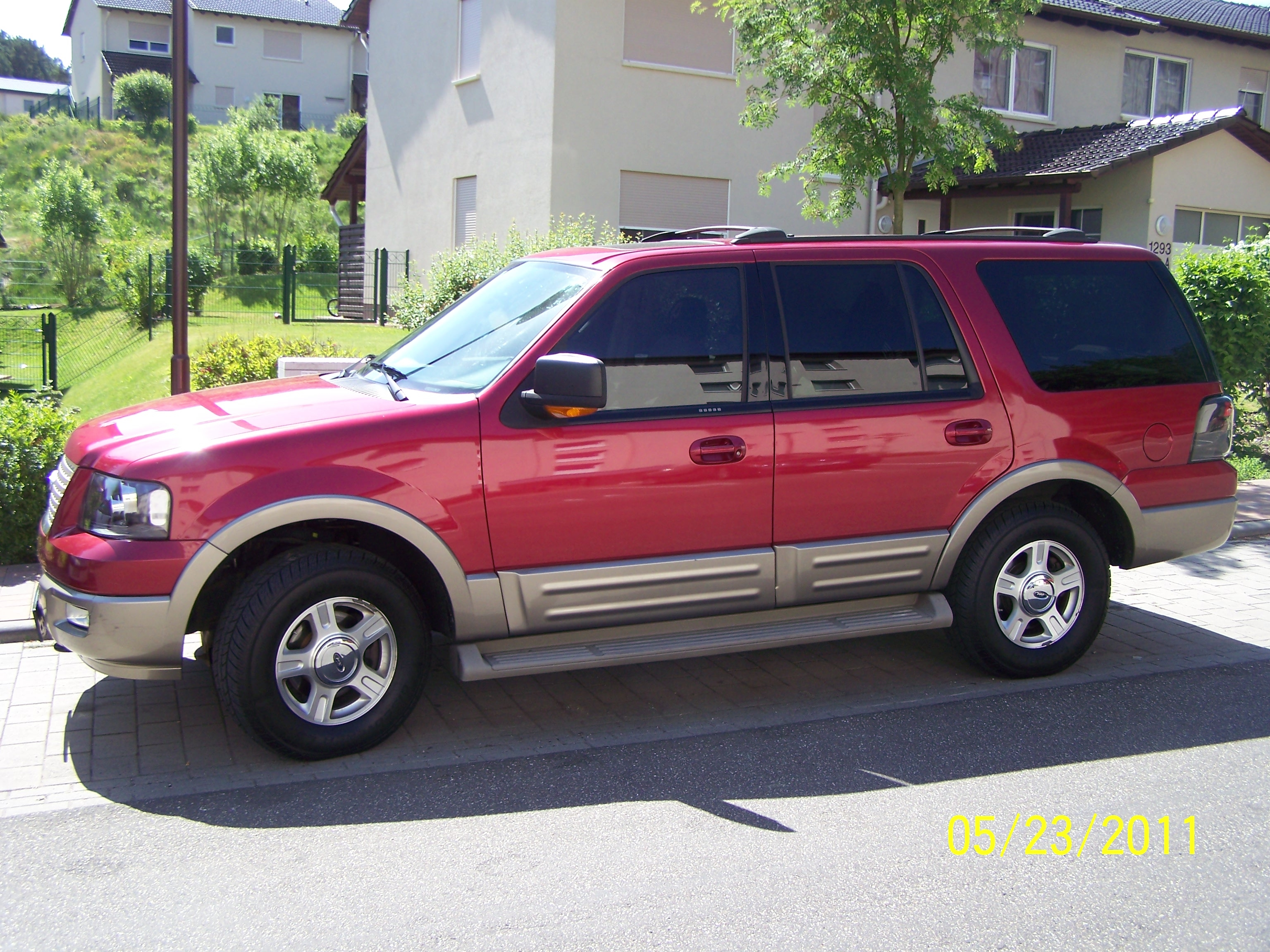 Ford Expedition 2004 foto - 5