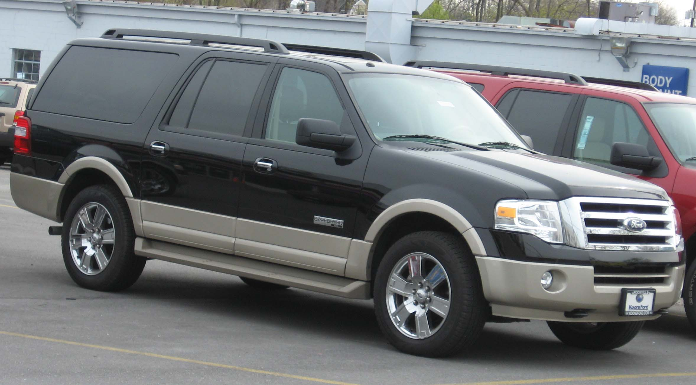 Ford Expedition 2007 foto - 1