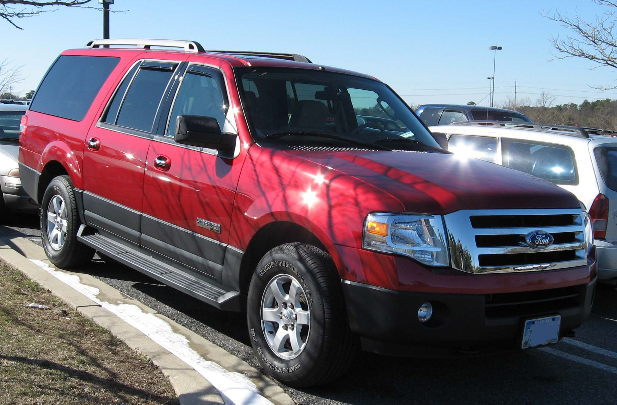 Ford Expedition 2007 foto - 2