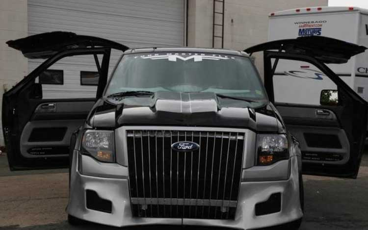 Ford Expedition 2007 foto - 3