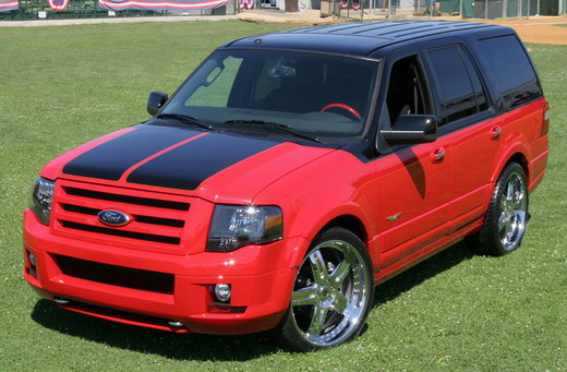 Ford Expedition 2007 foto - 4