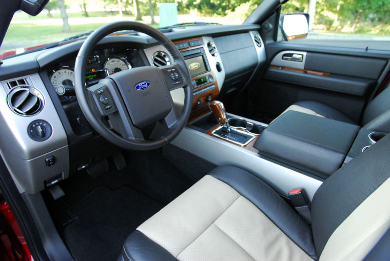 Ford Expedition 2008 foto - 1