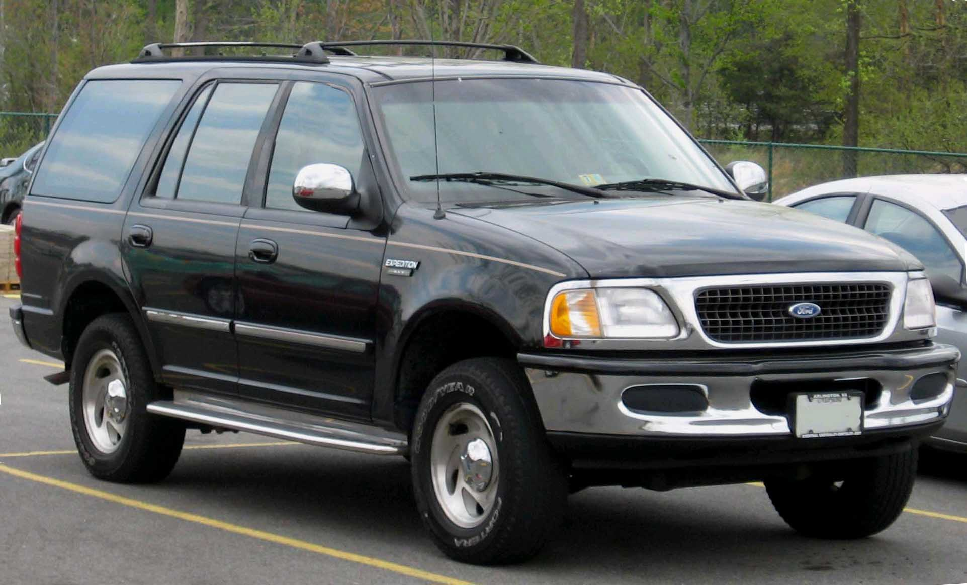 Ford Expedition 2008 foto - 5