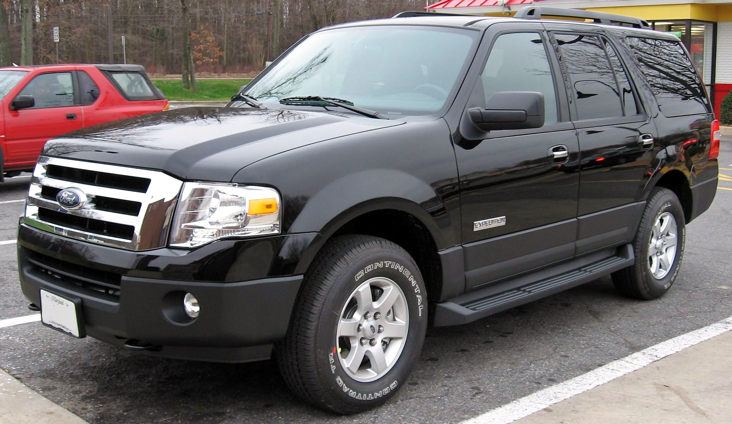 Ford Expedition 2010 foto - 3