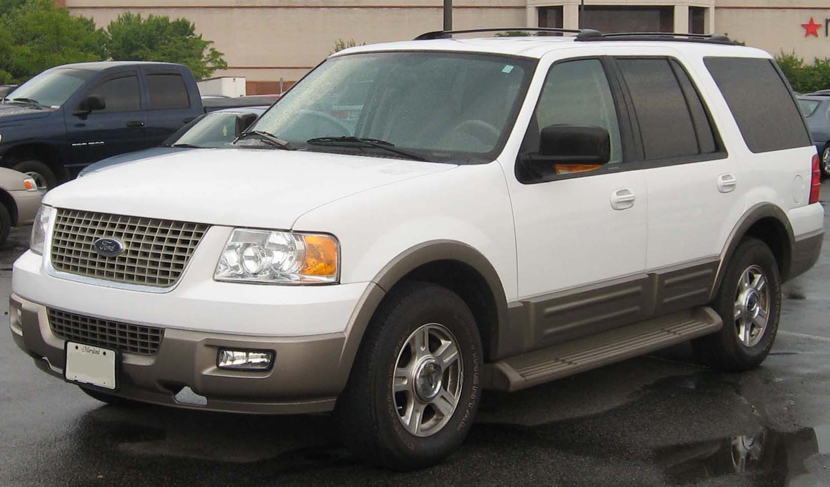 Ford Expedition 2011 foto - 4