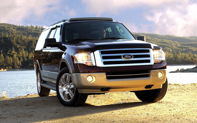 Ford Expedition 2012 foto - 1
