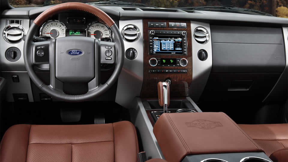 Ford Expedition 2012 foto - 3