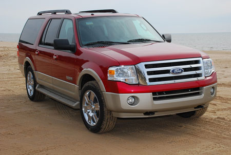 Ford Expedition 2012 foto - 4