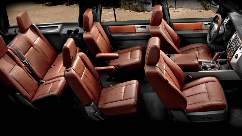 Ford Expedition 2013 foto - 4