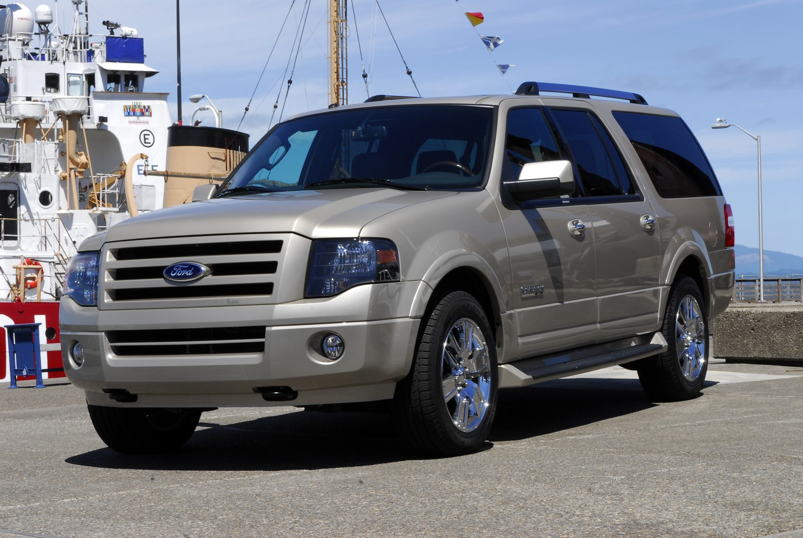 Ford Expedition 2014 foto - 2
