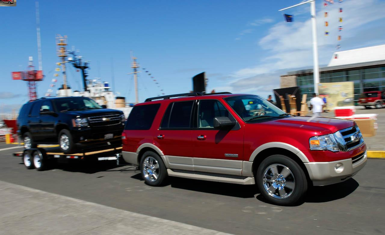 Ford Expedition 2015 foto - 1
