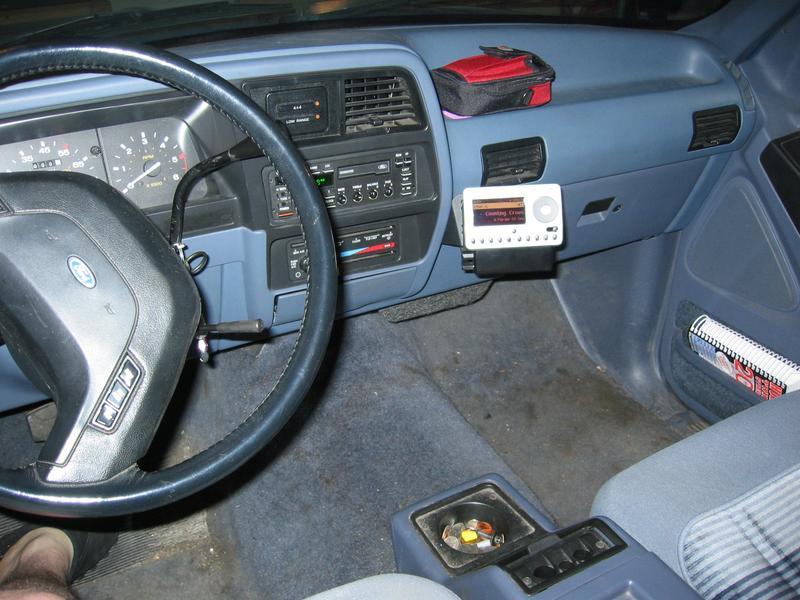 Ford Explorer 1992 foto - 1