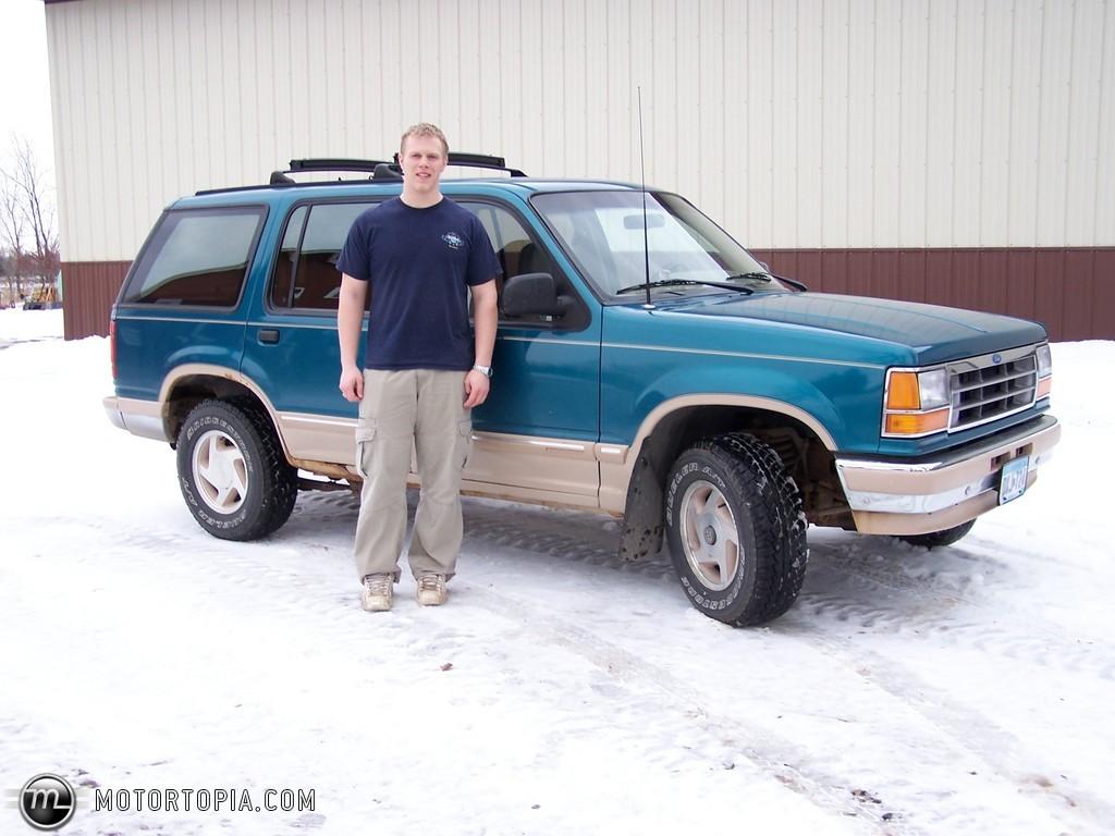 Ford Explorer 1992 foto - 2