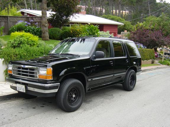 Ford Explorer 1993 foto - 1
