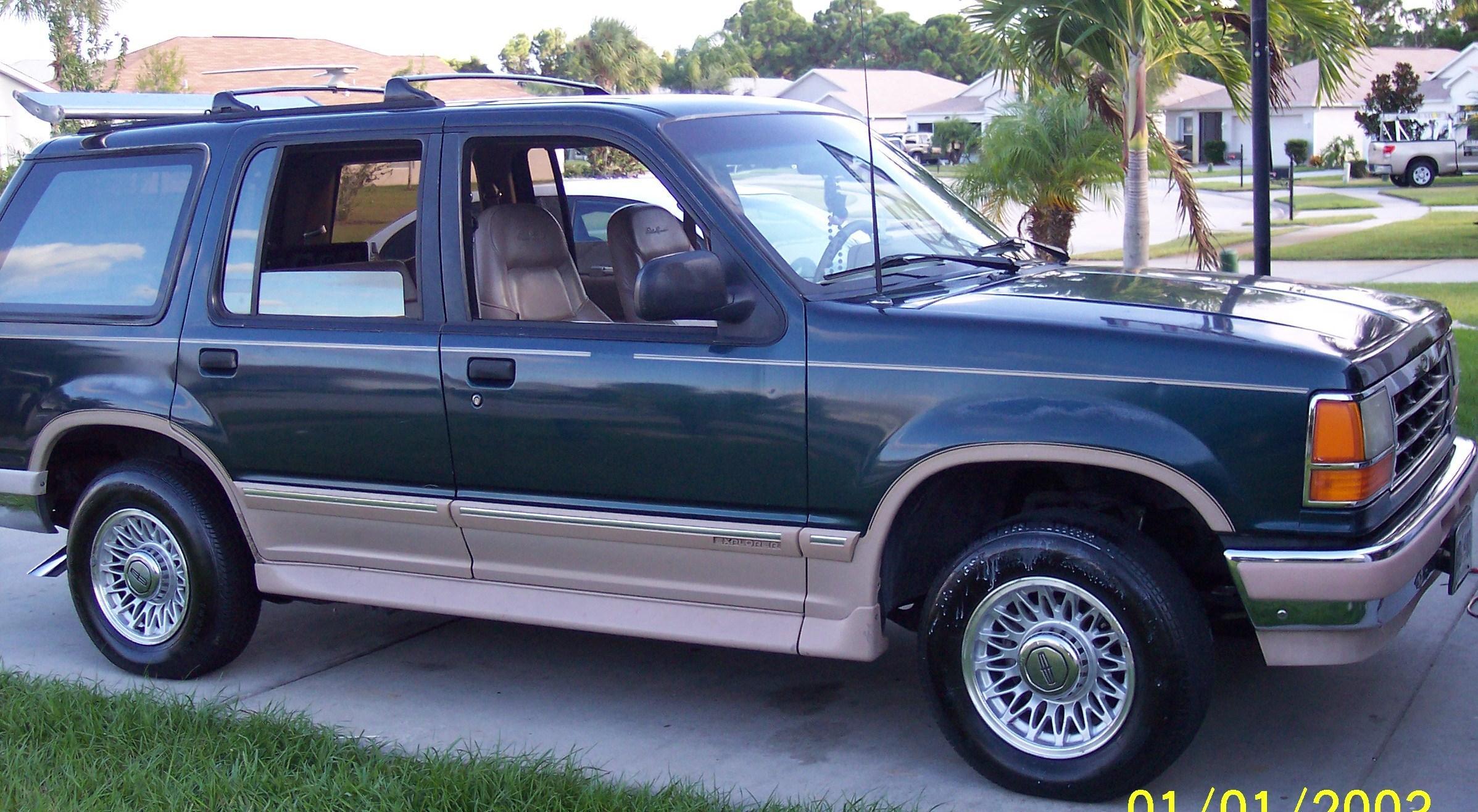 Ford Explorer 1993 foto - 4