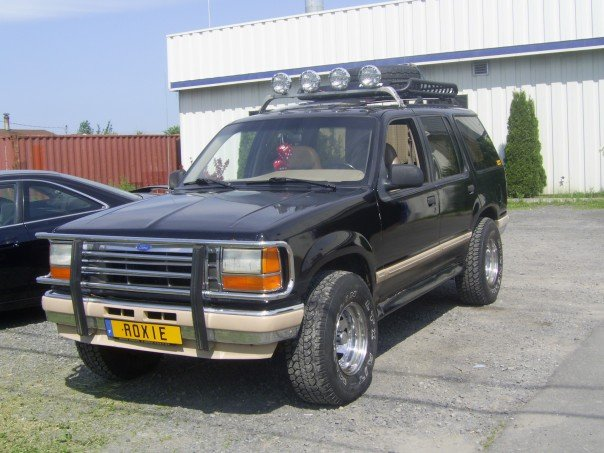 Ford Explorer 1993 foto - 5
