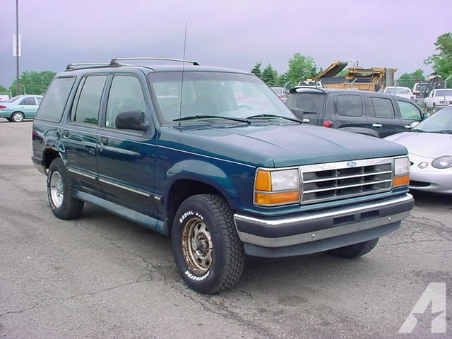Ford Explorer 1994 foto - 4