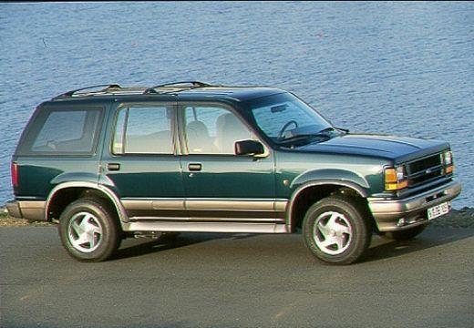 Ford Explorer 1995 foto - 2