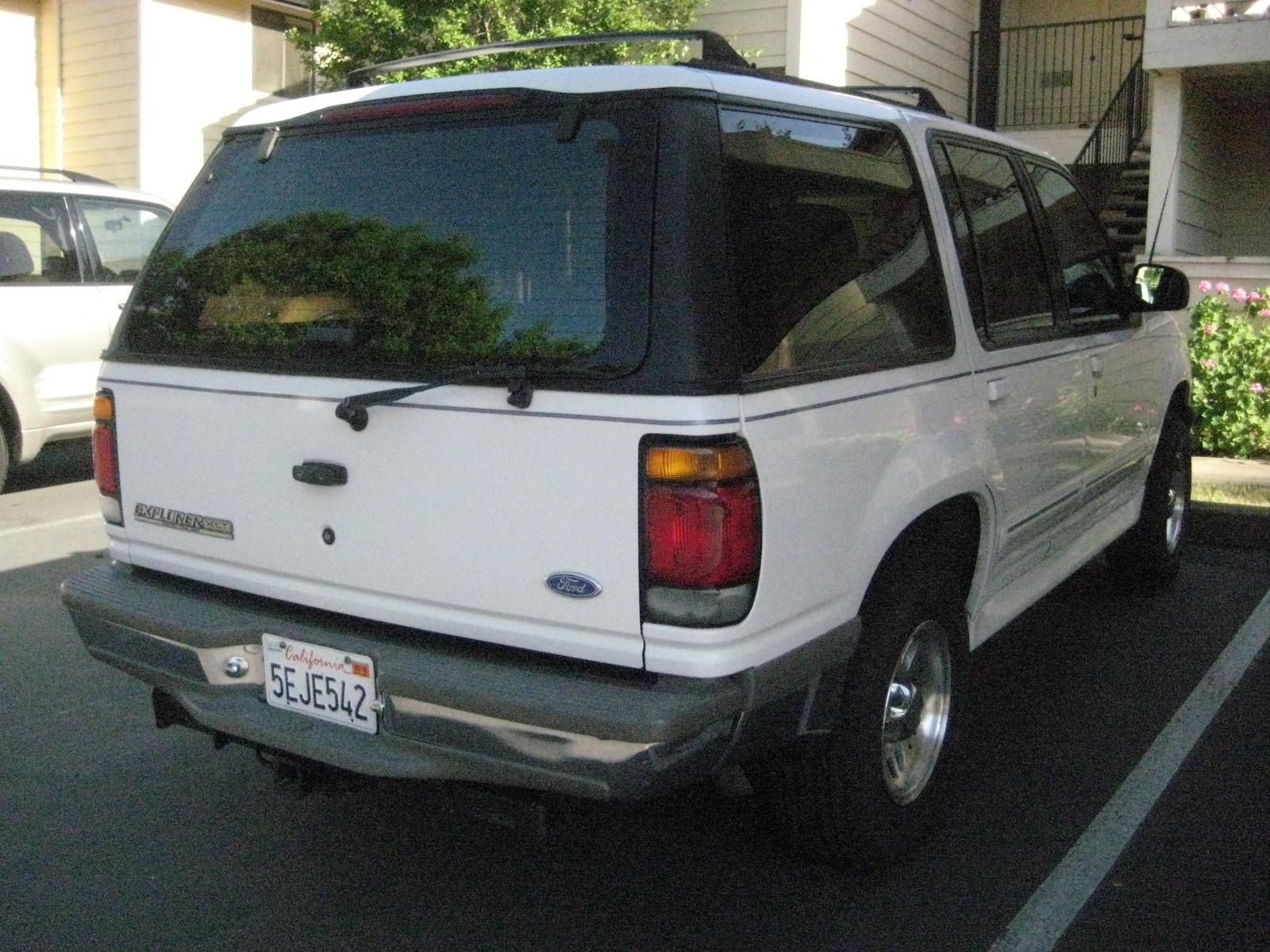 Ford Explorer 1995 foto - 3