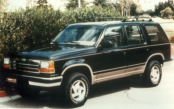 Ford Explorer 1995 foto - 4