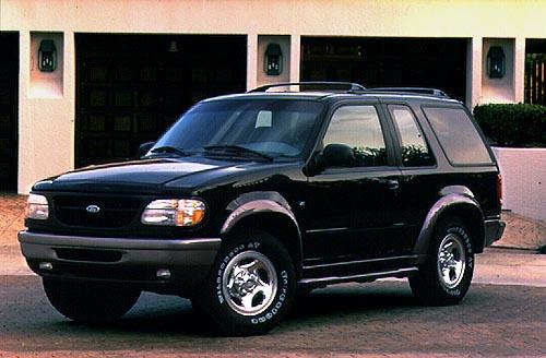 Ford Explorer 1997 foto - 4