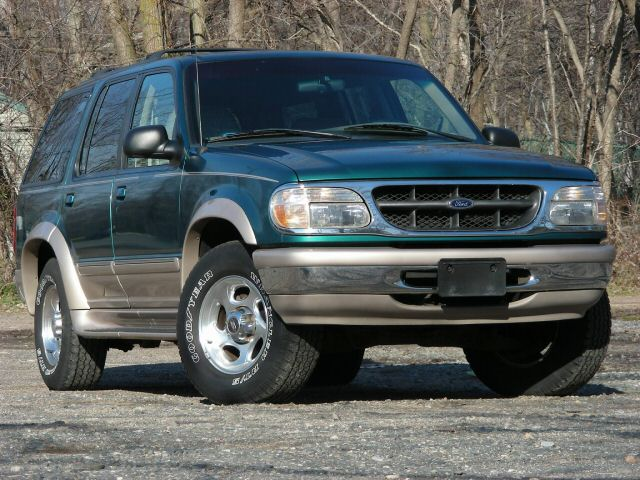 Ford Explorer 1998 foto - 3