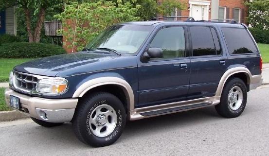 Ford Explorer 1999 foto - 2