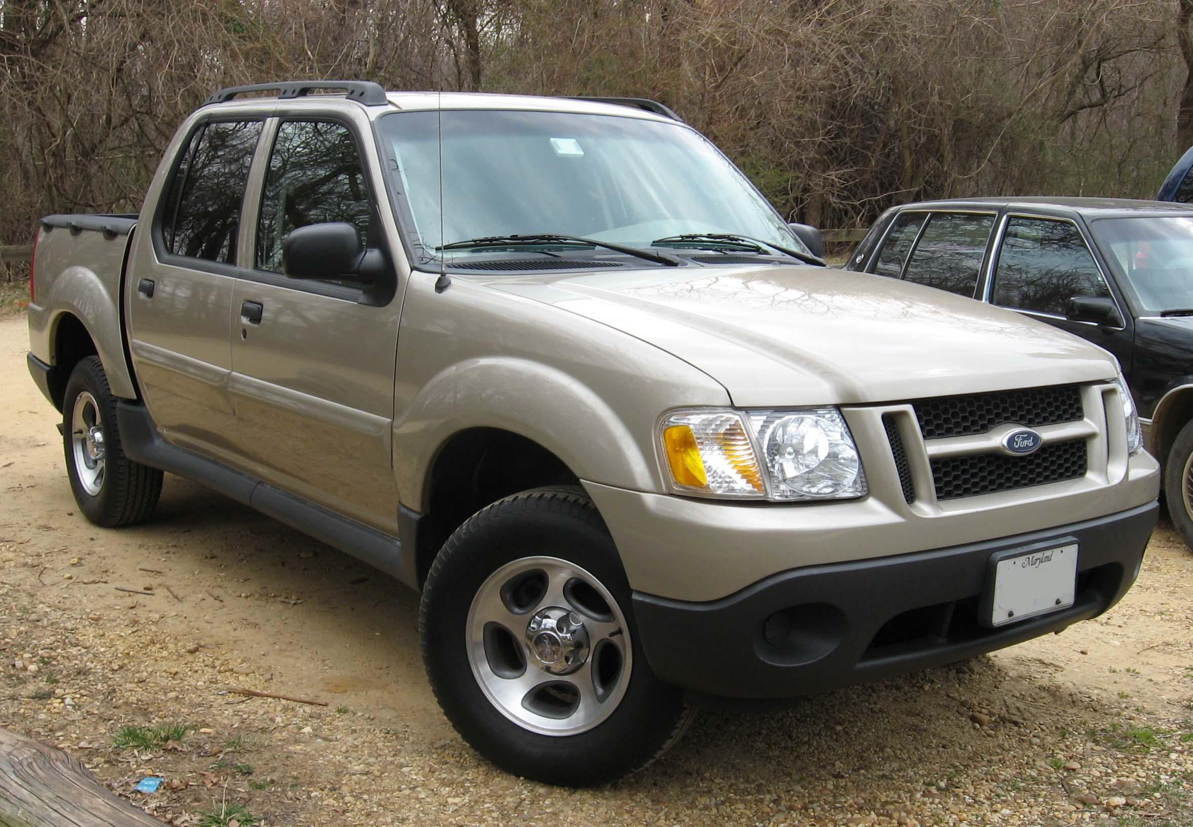 Ford Explorer 2001 foto - 1