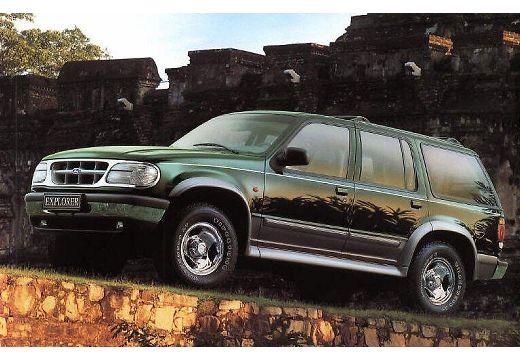 Ford Explorer 2001 foto - 2
