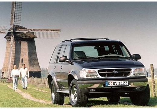 Ford Explorer 2001 foto - 3