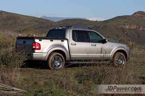Ford Explorer 2008 foto - 4