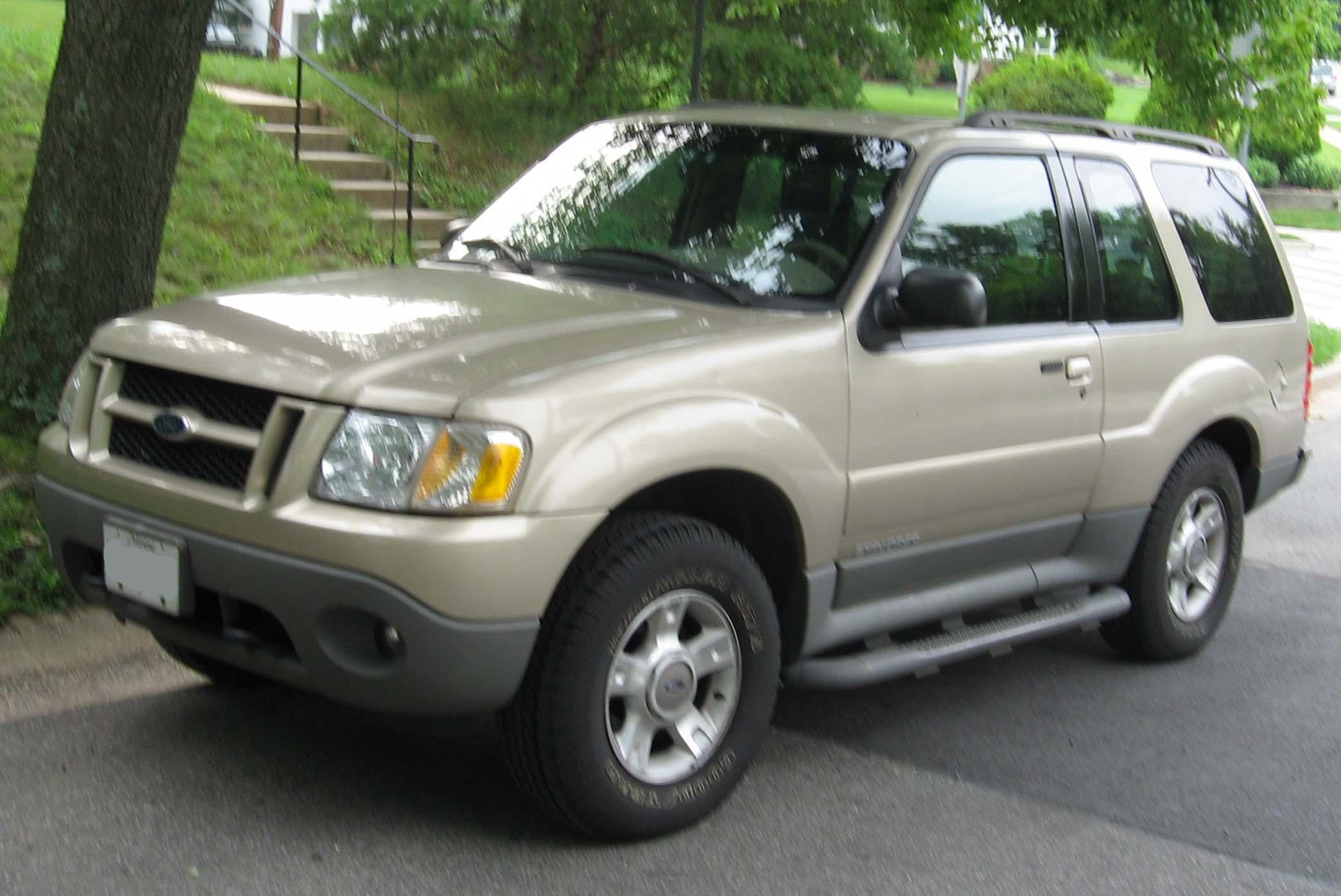 Ford Explorer 2008 foto - 5