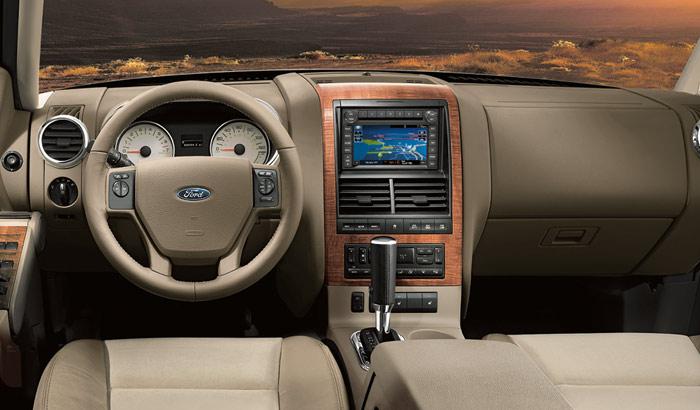 Ford Explorer 2010 foto - 2