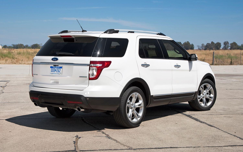 Ford Explorer 2012 foto - 3