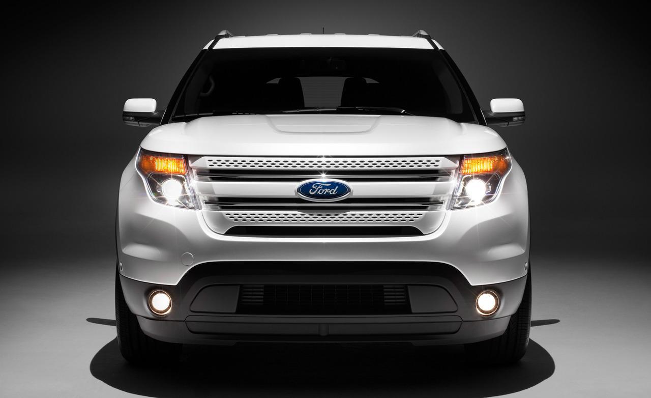 Ford Explorer 2012 foto - 4