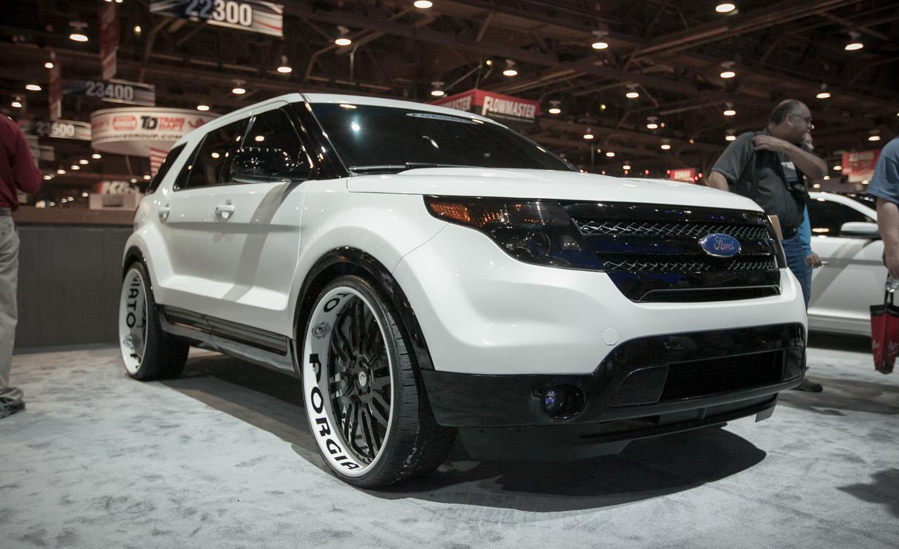 Ford Explorer 2013 foto - 1