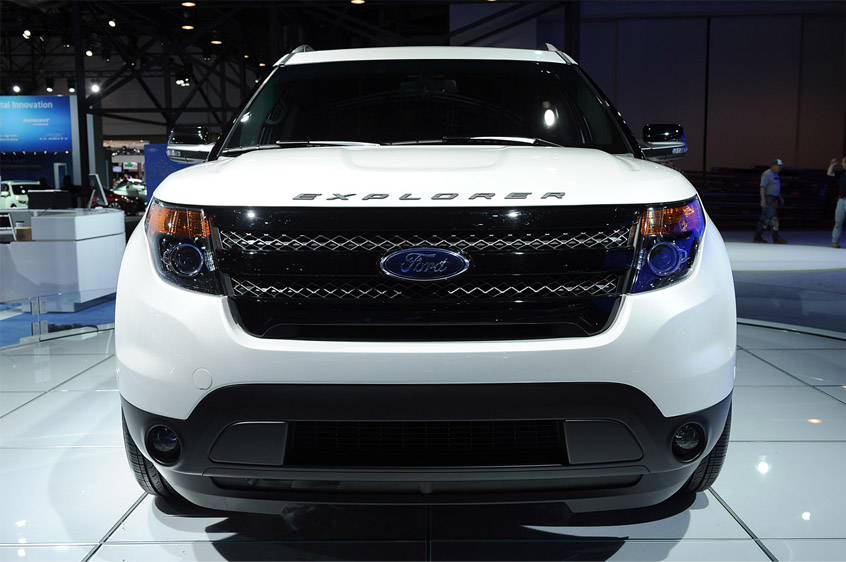 Ford Explorer 2013 foto - 3