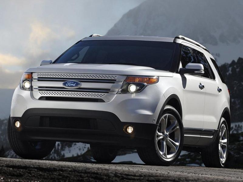 Ford Explorer 2013 foto - 4