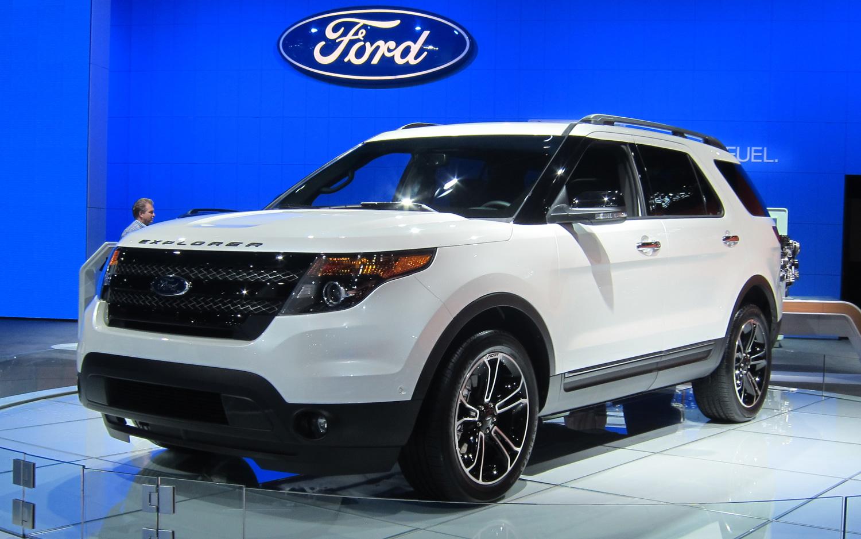 Ford Explorer 2014 foto - 1