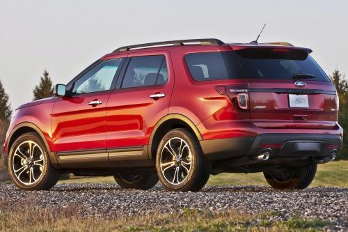 Ford Explorer 2014 foto - 4
