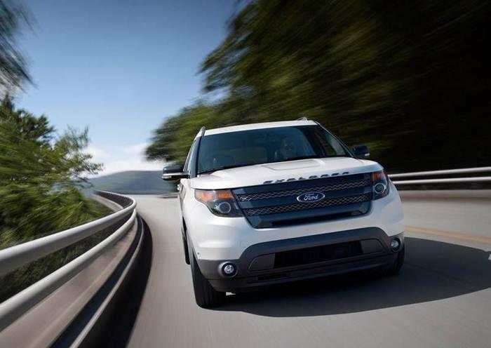 Ford Explorer 2015 foto - 3