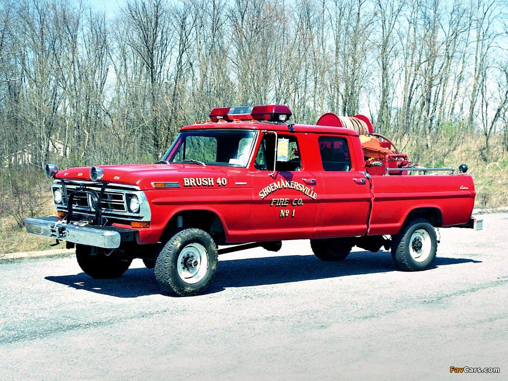 Ford F-150 1972 foto - 1