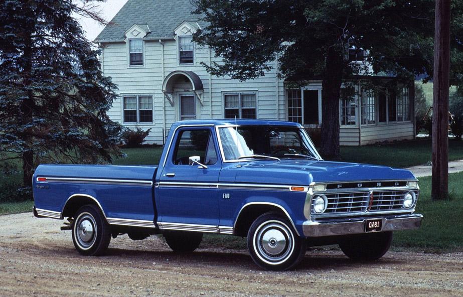 Ford F-150 1974 foto - 2