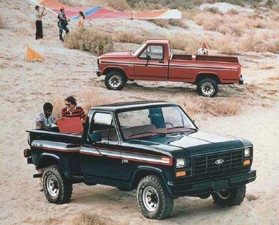 Ford F-150 1980 foto - 2