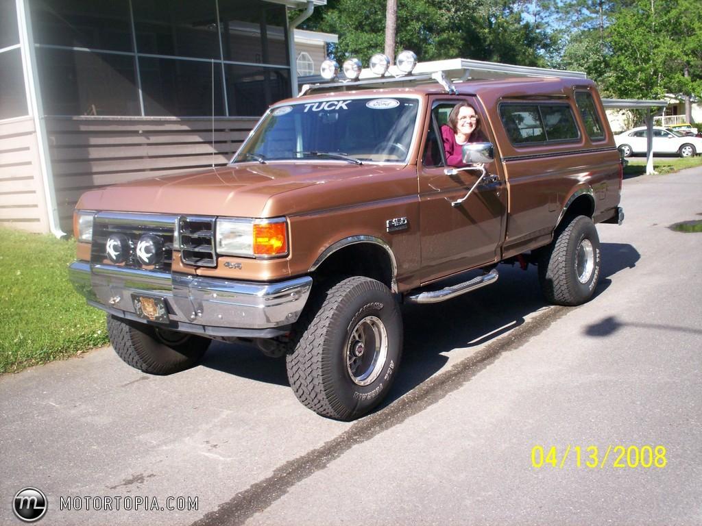 Ford F-150 1989 foto - 3