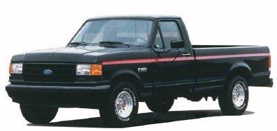 Ford F-150 1991 foto - 1