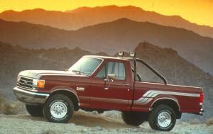 Ford F-150 1991 foto - 2